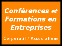 Conf�rence Motivation, formations en entreprises, corporatif et associations